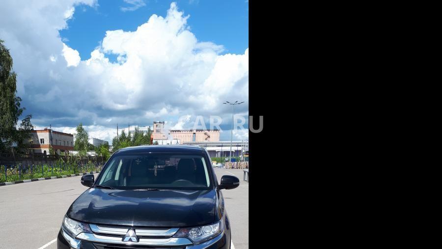 Mitsubishi Outlander, Калуга