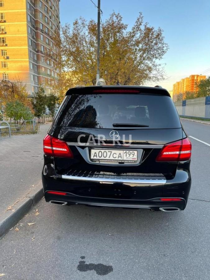 Mercedes GLS-Class, Москва