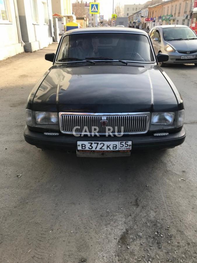 Газ 31029, Новосибирск