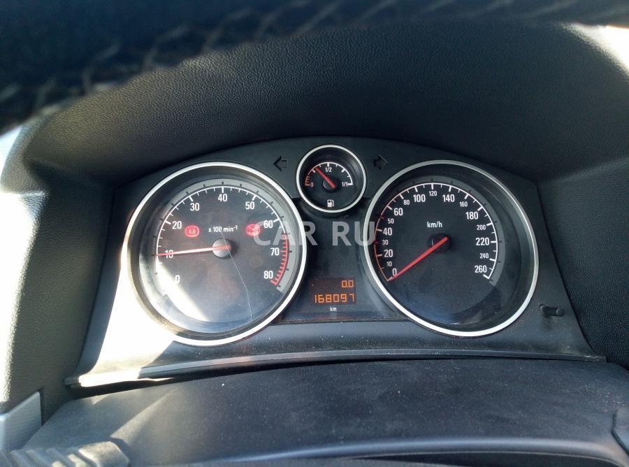 Opel Astra, Далматово