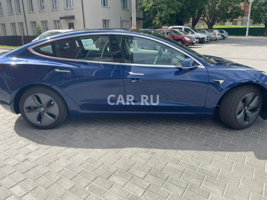 Tesla Model 3, Москва