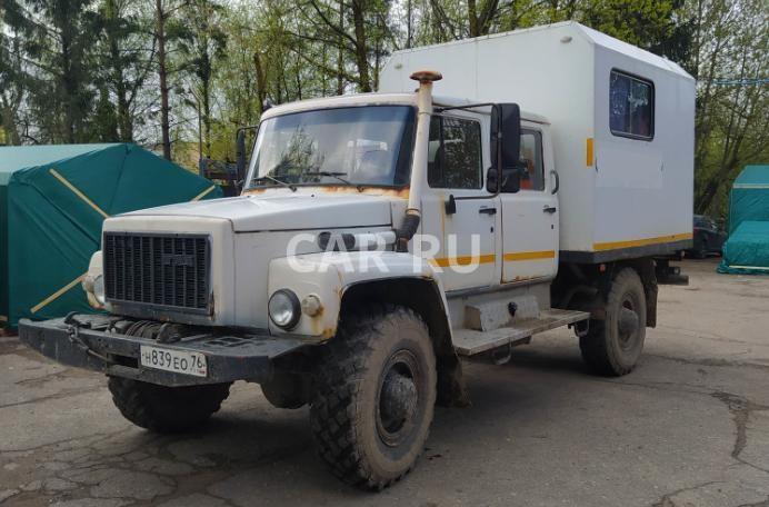 Газ 3308, Ярославль