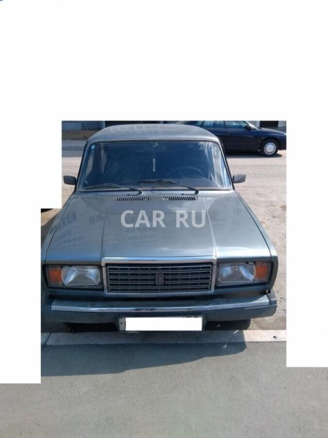 Лада 21074, Омск