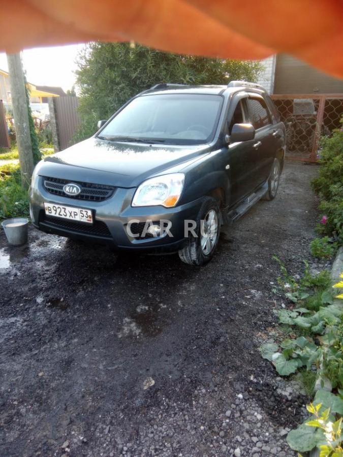 Kia Sportage, Григорово