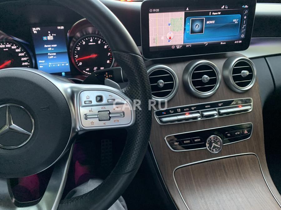 Mercedes C-Class, Ростов-на-Дону
