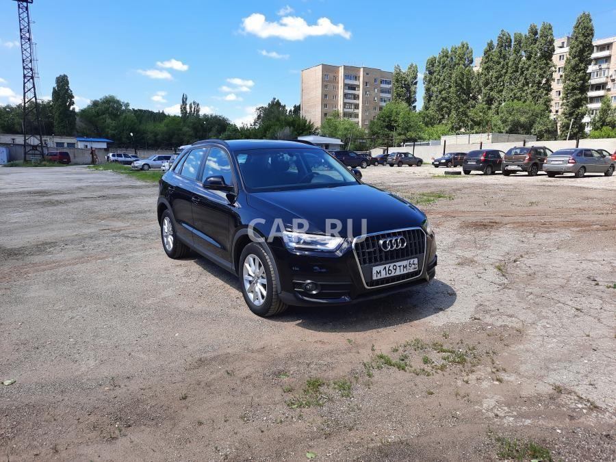 Audi Q3, Саратов