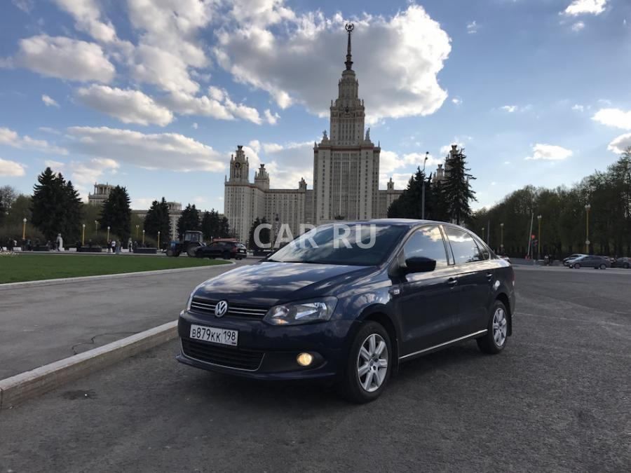 Volkswagen Polo, Москва