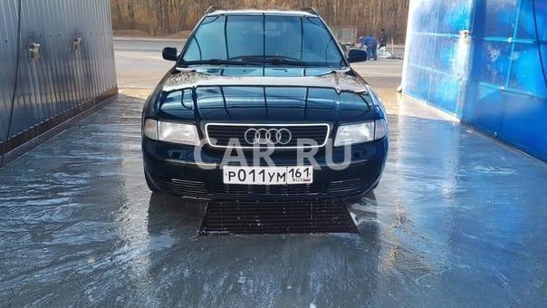 Audi A4, Ростов-на-Дону
