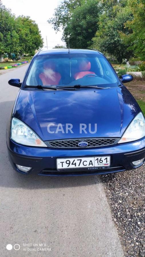 Ford Focus, Симферополь