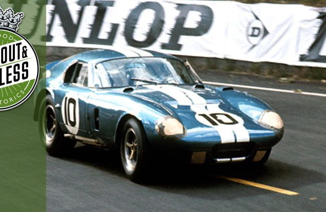 8 неизвестных фактов о Shelby Daytona Coupe