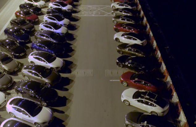 Встреча владельцев Tesla в Гонконге