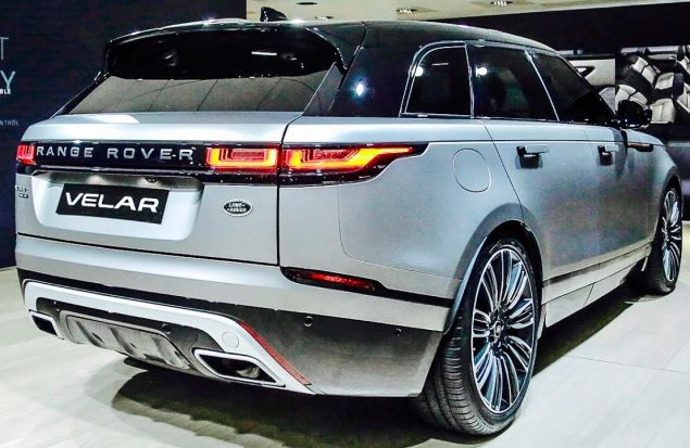 Range Rover VELAR — обзор от первого лица // RR Velar R-Dynamic Base POV Review