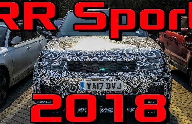 Первый обзор Range Rover Sport 2018 Года — что изменилось?