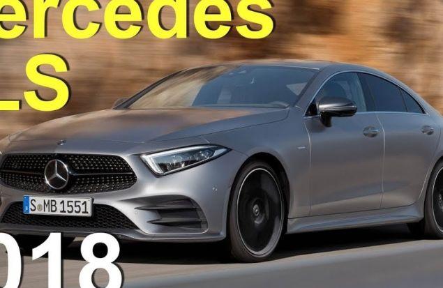 New Mercedes Benz CLS 2018 — обзор Александра Михельсона
