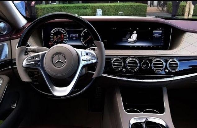 Обзор нового роскошного Mercedes S-Class 2018, почти Maybach