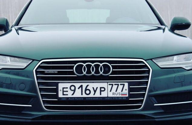 Кто ты, Ауди А7? Audi A7 Тест Драйв