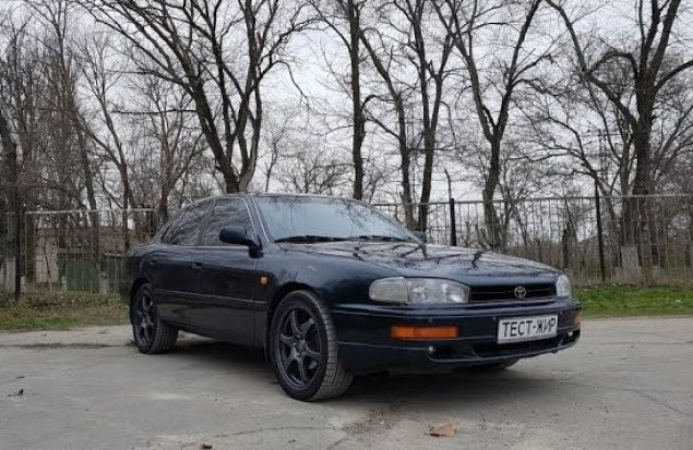 Toyota или Lanos?