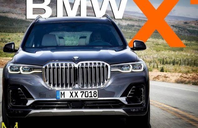 BMW X7 2019 - обзор Александра Михельсона