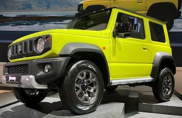 Обзор Suzuki Jimny 2019 Игорь Бурцев