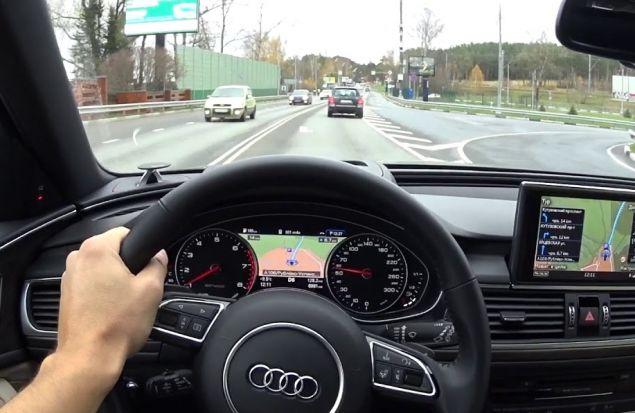 Прокатимся на новой Audi A6 Allroad 2018, Присоединяйся !!!
