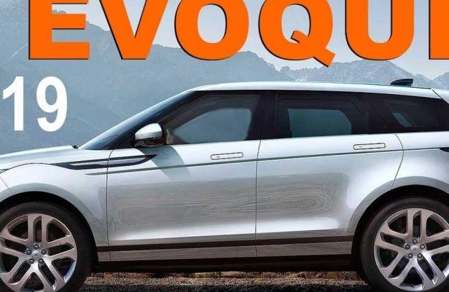 Range Rover Evoque 2019 - обзор Александра Михельсона