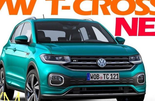 Новый VW T-CROSS 2019 - обзор Александра Михельсона