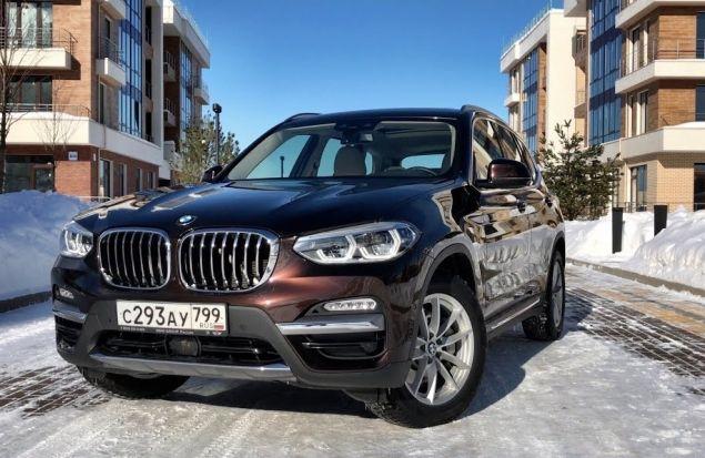 Новый БМВ Х3 2018 Тест-Драйв. Неужели это BMW?