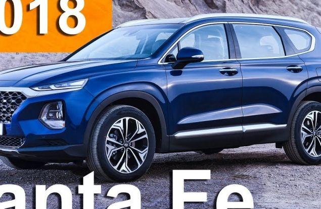 Хендай Санта Фе 2018 … или Тойота RAV4 — обзор Александра Михельсона