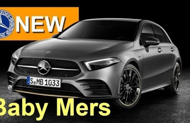 Mercedes A-Class 2018 — обзор Александра Михельсона