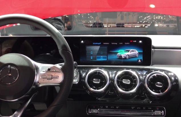 Mercedes A Class 2018 Обзор