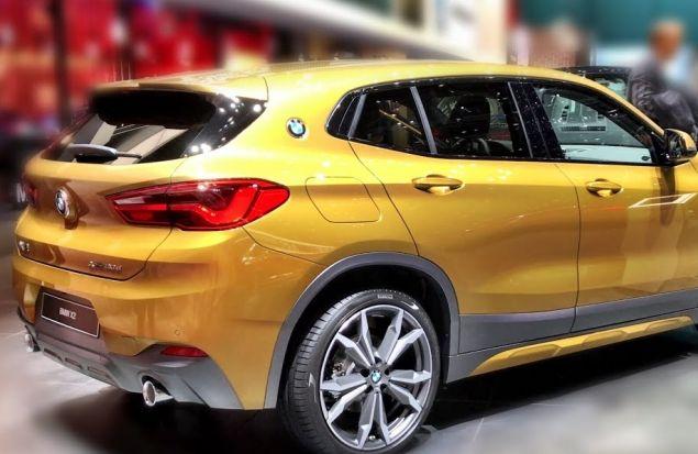 BMW X2 2018 Обзор — Зачем X7 если есть новый Х2