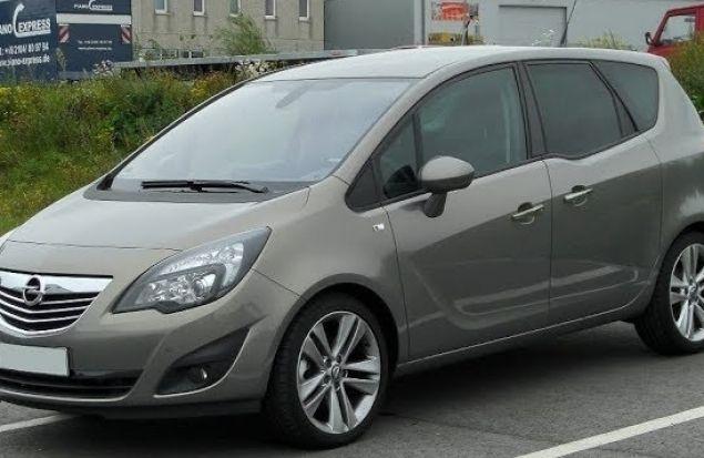 Opel Meriva-можно и в Европу…