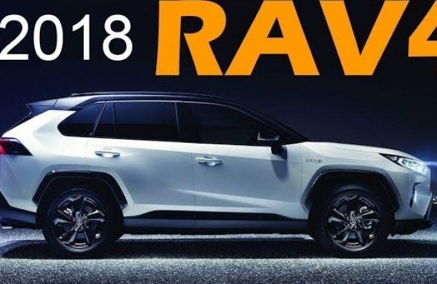 Toyota RAV4 2018 — обзор Александра Михельсона