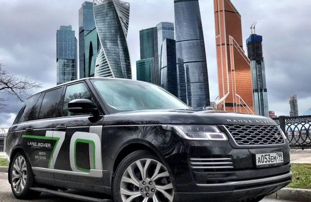 Range Rover 2018 Тест Драйв