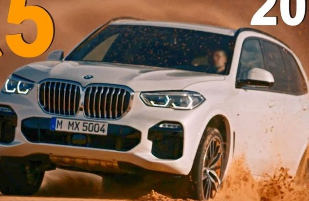 BMW X5 2018 - обзор Александра Михельсона
