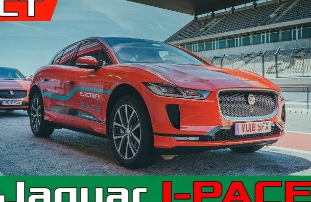 Обзор и Тест-Драйв Jaguar I-Pace - знакомство с электричкой!