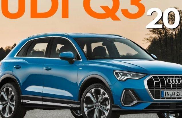 Новый Audi Q3 2018 - обзор Александра Михельсона