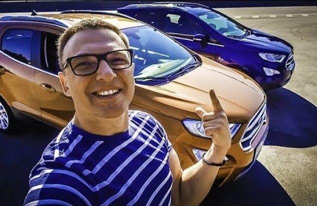 Есть Форд лучше Креты! Обзор и тест Ford Ecosport 2018. Игорь Бурцев