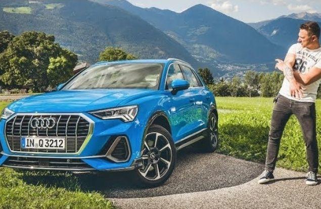 Мини-версия Q7 ?!? Первый тест Нового Audi Q3 2019. Игорь Бурцев