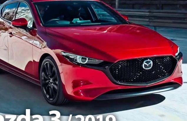Новая Mazda 3 (2019) Обзор - возвращение легенды!