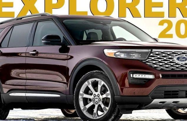 Ford Explorer 2019 - новый или рестайлинг - обзор Александра Михельсона
