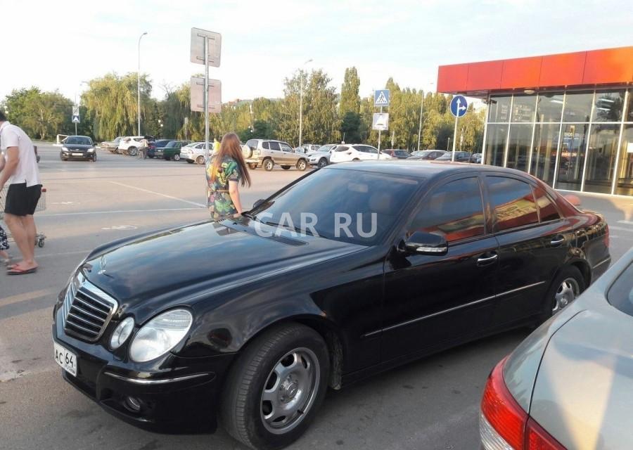 Mercedes E-Class, Балаково