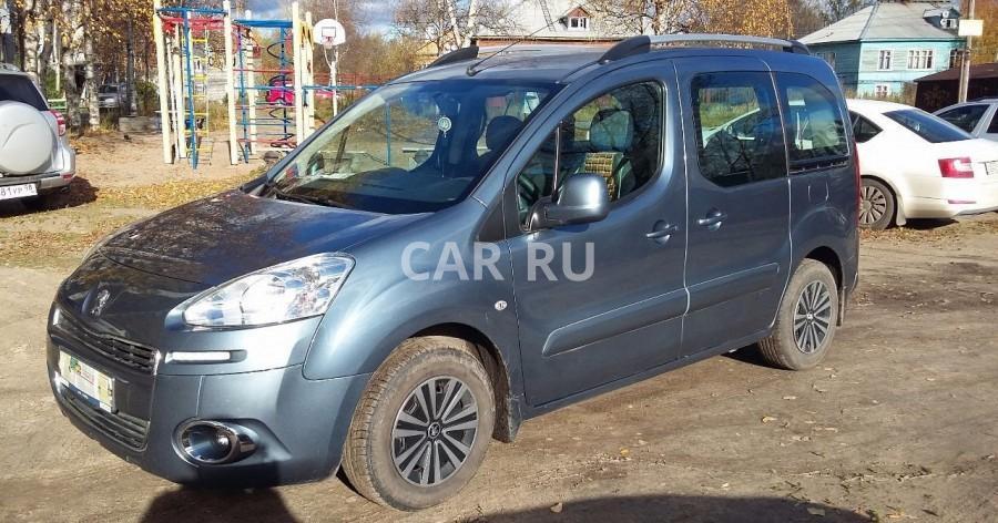 Peugeot Partner, Архангельск