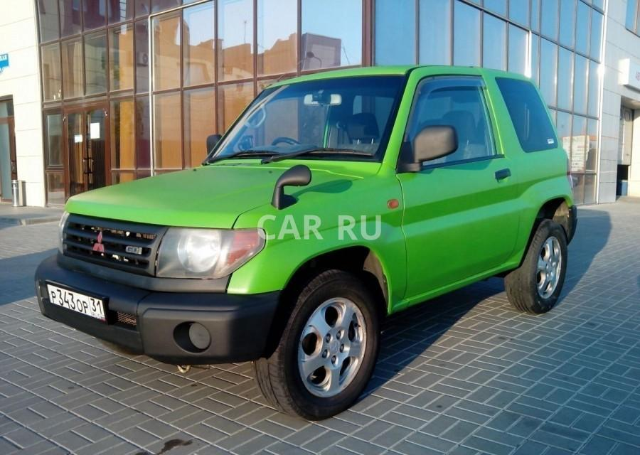 Mitsubishi Pajero Pinin, Белгород