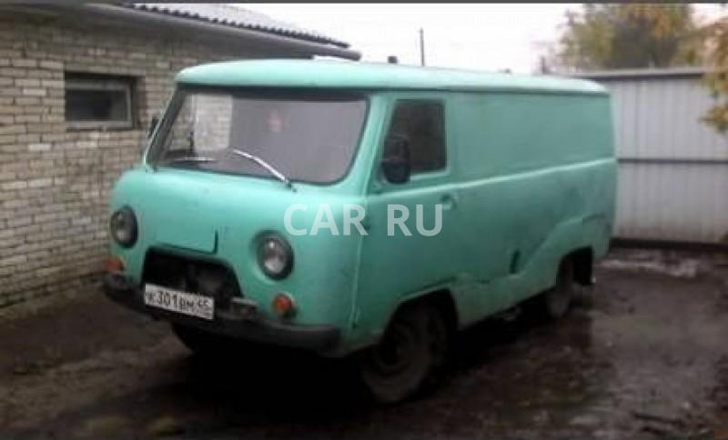 Уаз 390995, Альменево