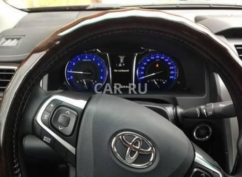 Toyota Camry, Братск