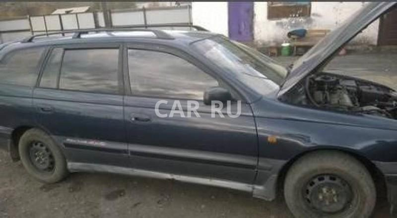 Toyota Caldina, Ак-Довурак