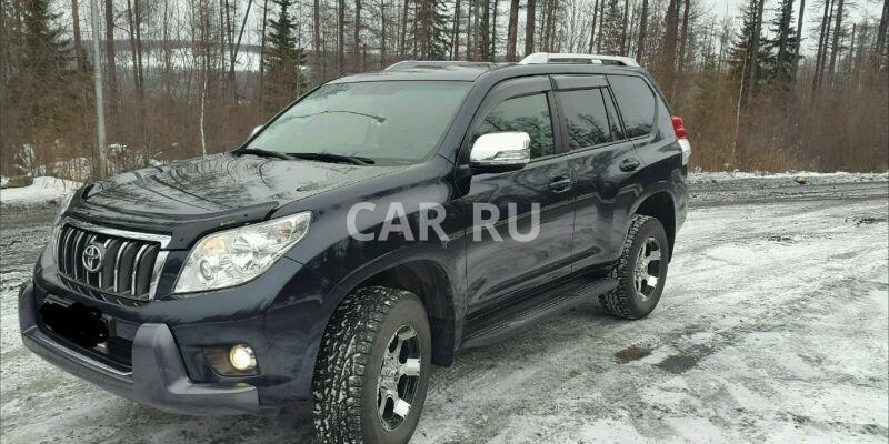Toyota Land Cruiser Prado, Алдан