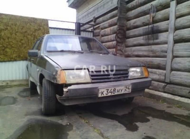 Лада 2109, Ачинск