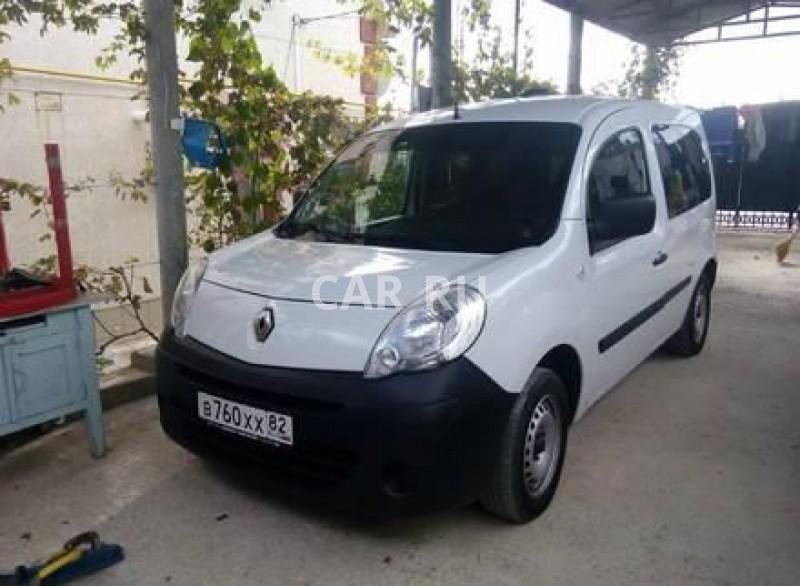 Renault Kangoo, Бахчисарай